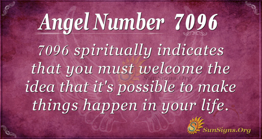 7096 angel number