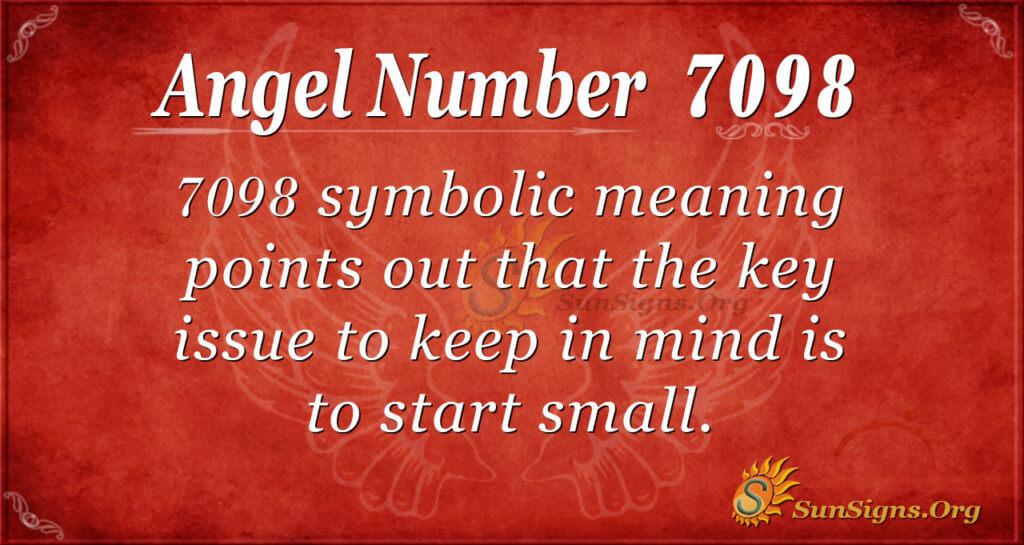 7098 angel number