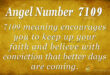 7109 angel number