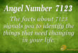 7123 angel number