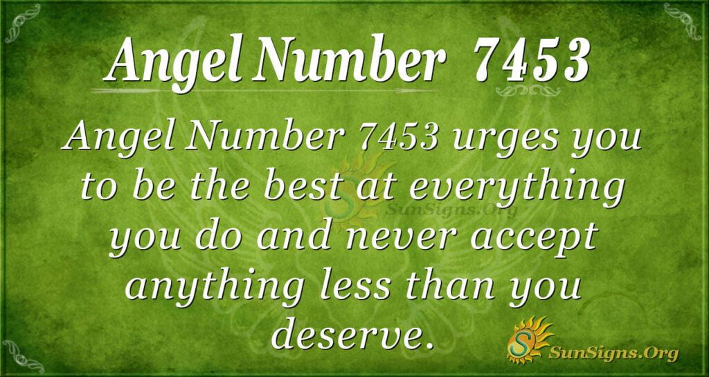 7453 angel number