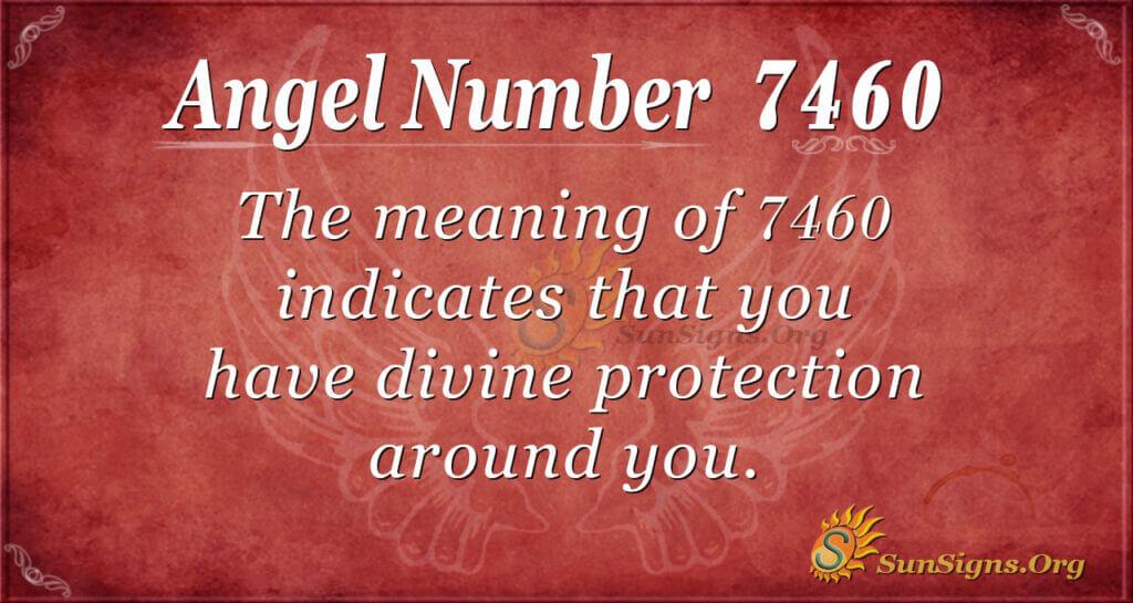 7460 angel number