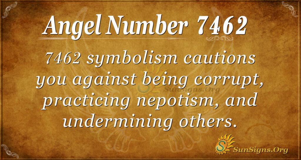 7462 angel number