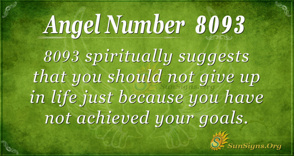 8093 angel number