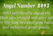 8093 angel number