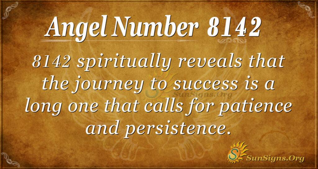 8142 angel number