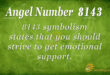 8143 angel number