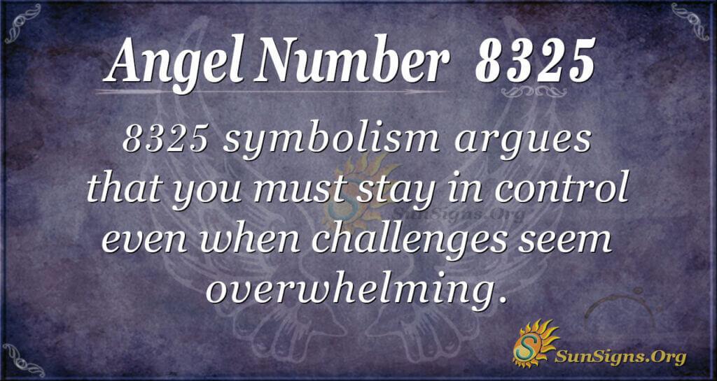 8325 angel number