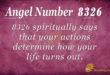 8326 angel number