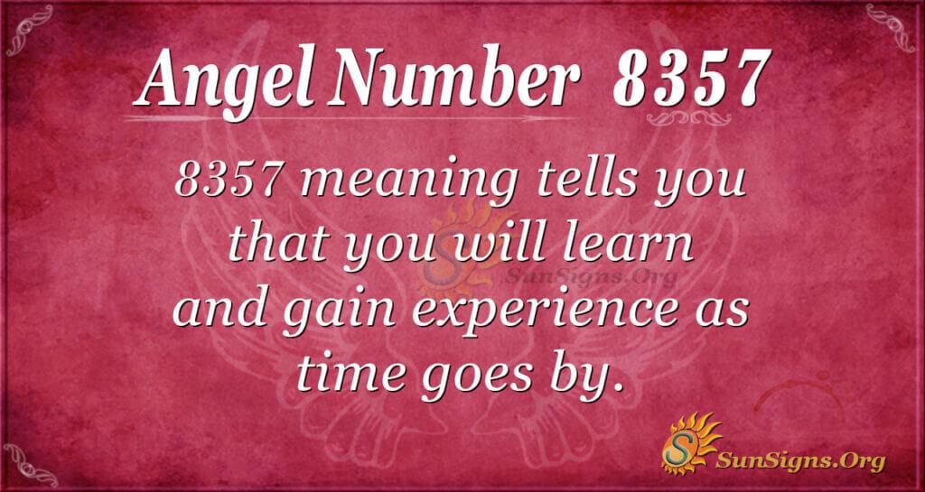 8357 angel number