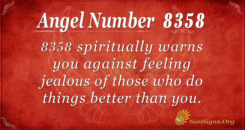 8358 angel number