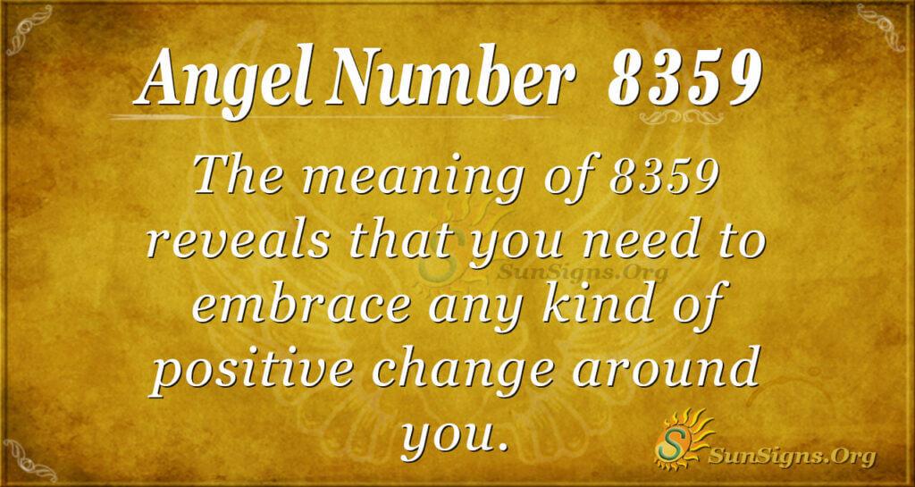 8359 angel number