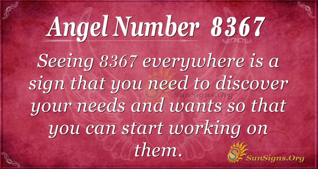 8367 angel number