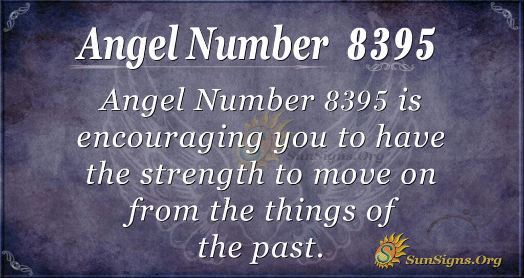 8395 angel number