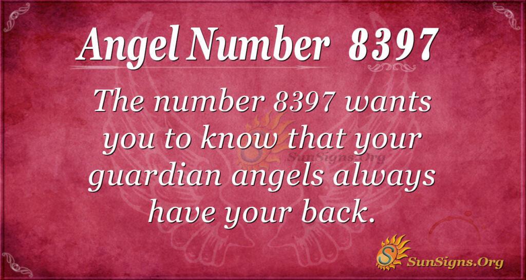 8397 angel number