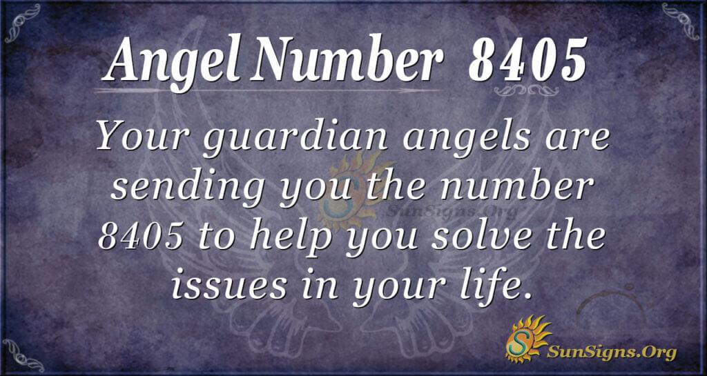 8405 angel number