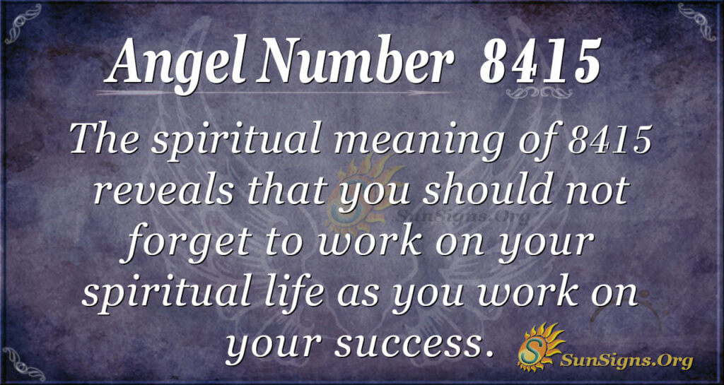 8415 angel number