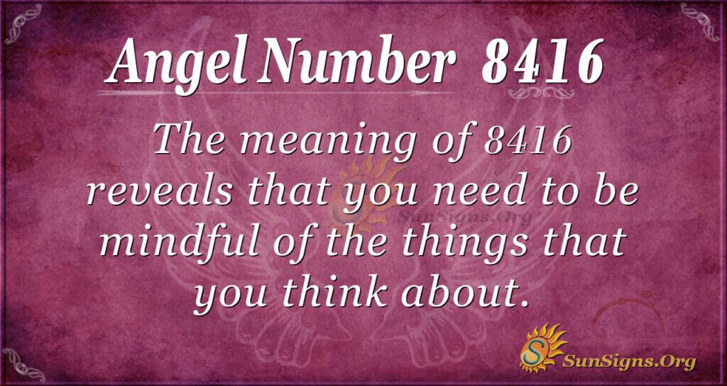 8416 angel number