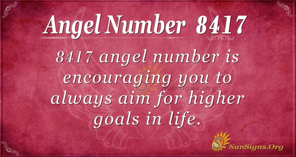 8417 angel number