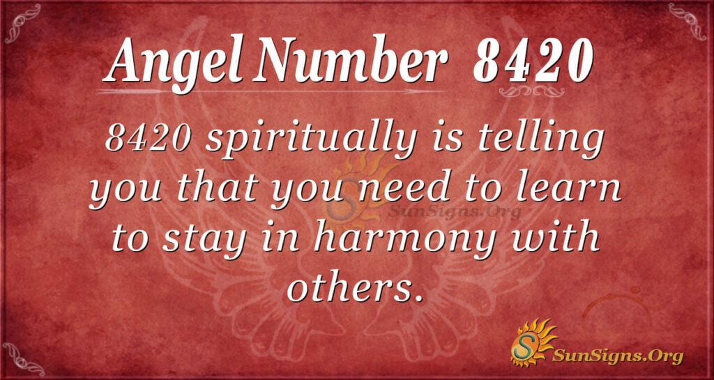 8420 angel number