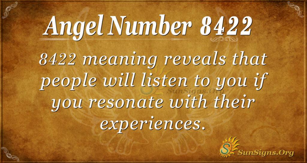 8422 angel number