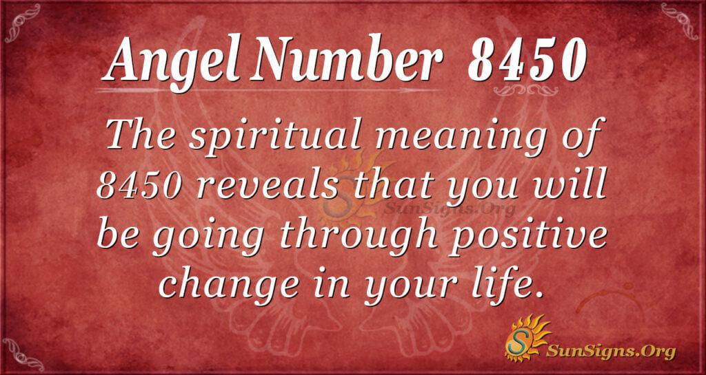 8450 angel number
