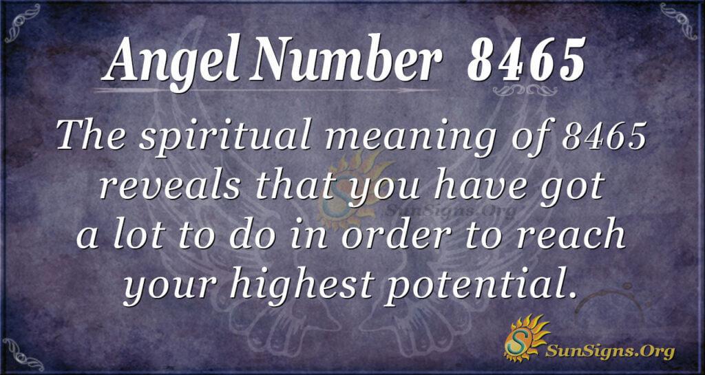 8465 angel number