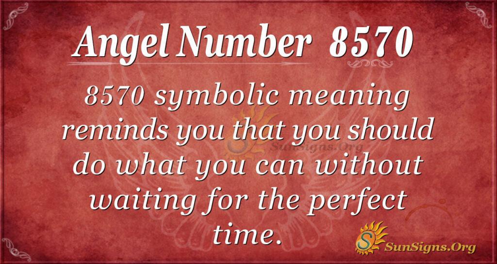 8570 angel number