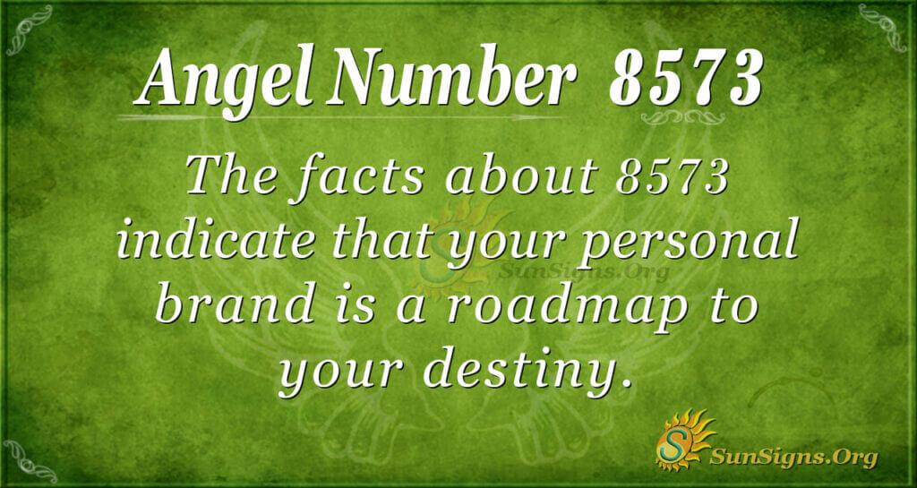 8573 angel number
