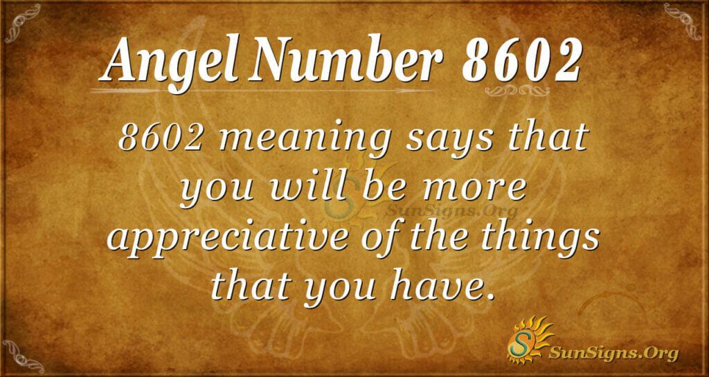 8602 angel number