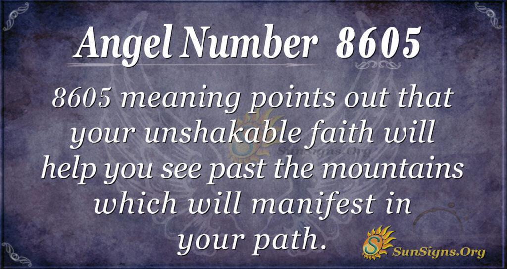 8605 angel number