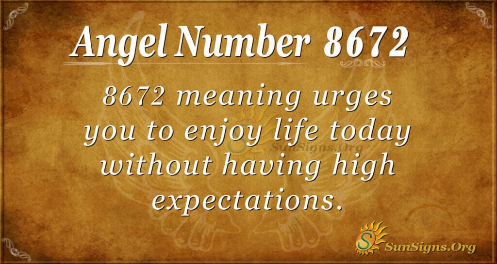 8672 angel number