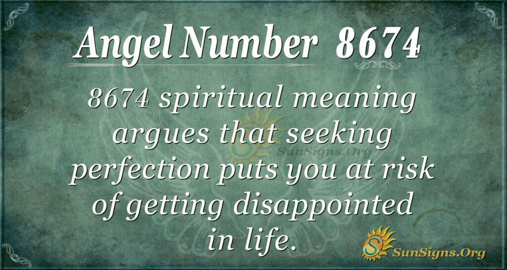 8674 angel number