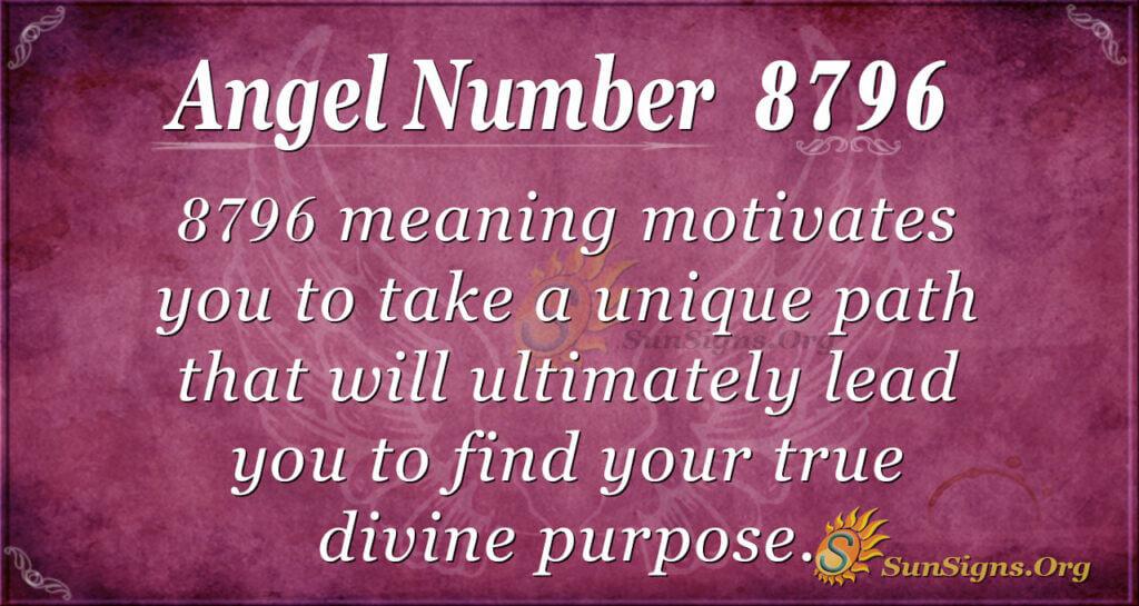 8796 angel number