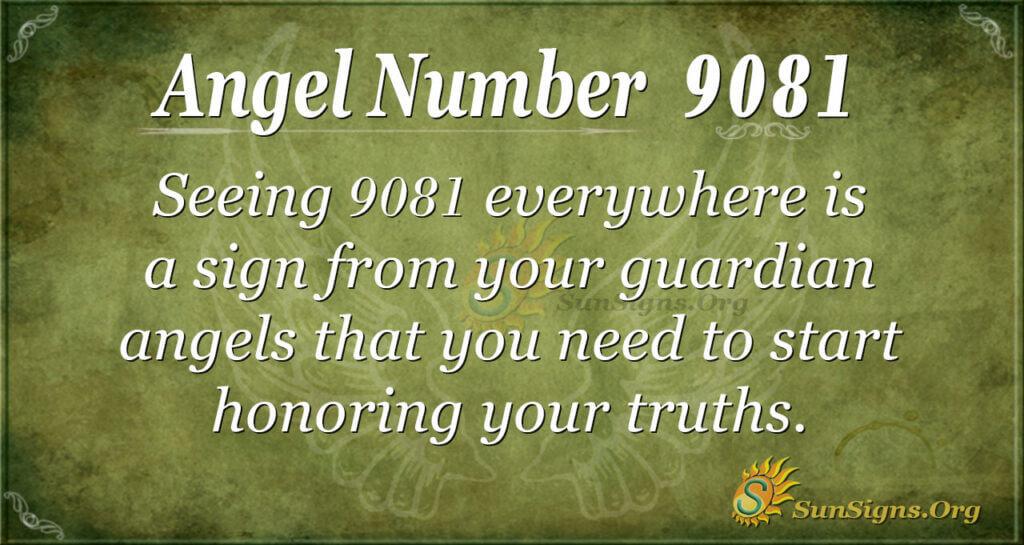 9081 angel number