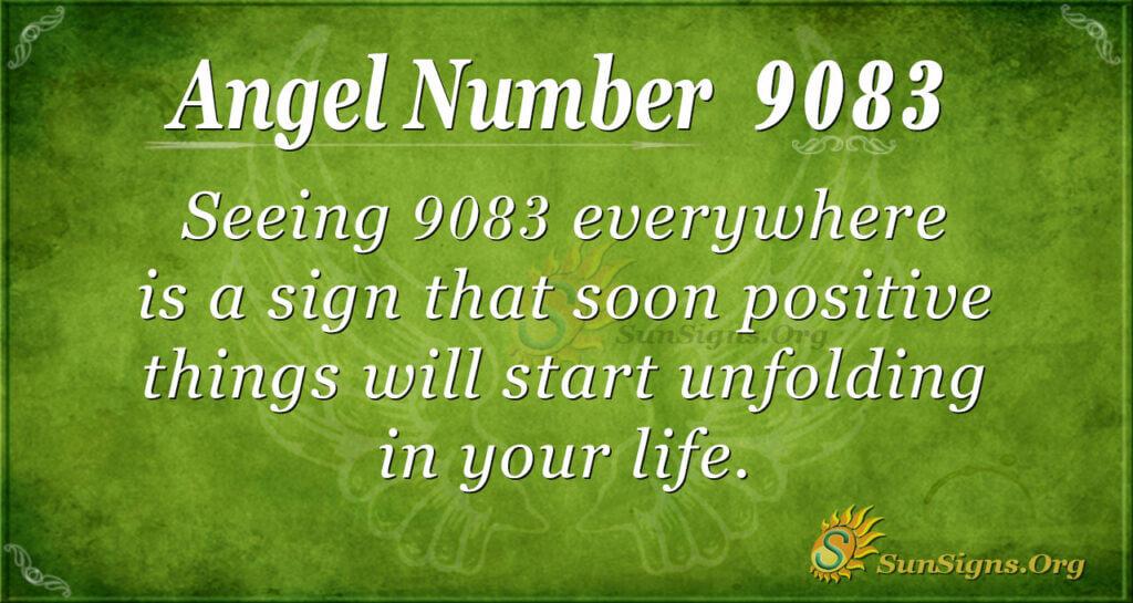 9083 angel number