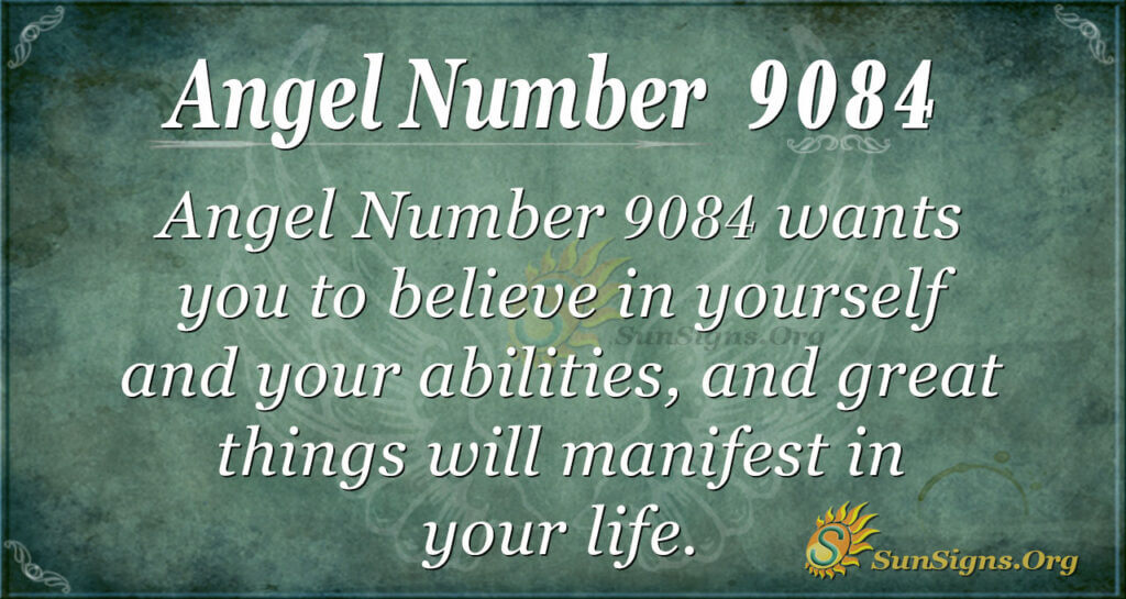 9084 angel number
