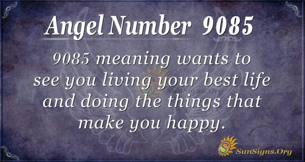 9085 angel number