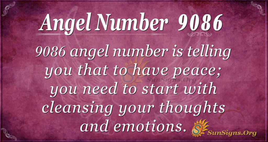 9086 angel number