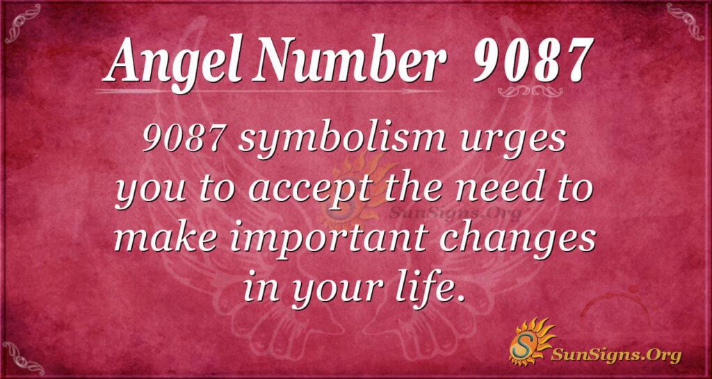 9087 angel number