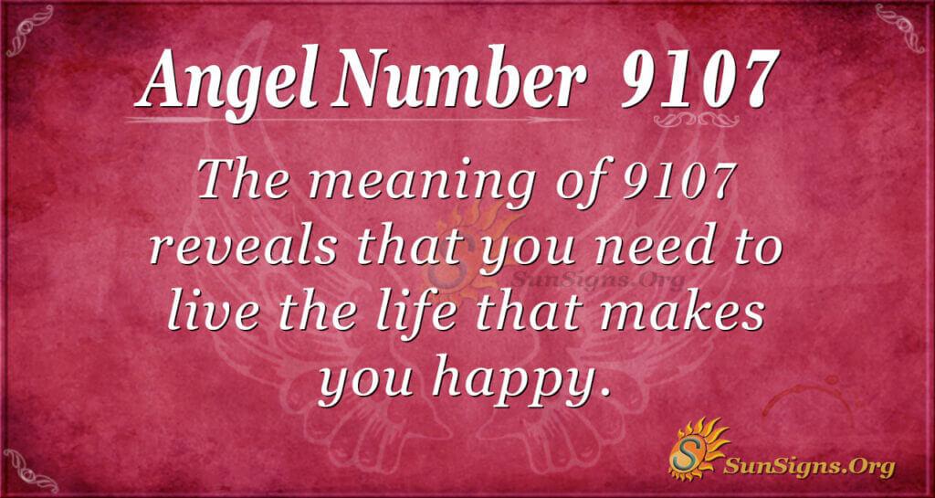 9107 angel number
