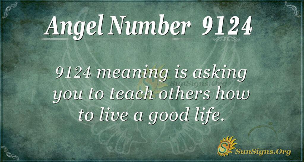 9124 angel number