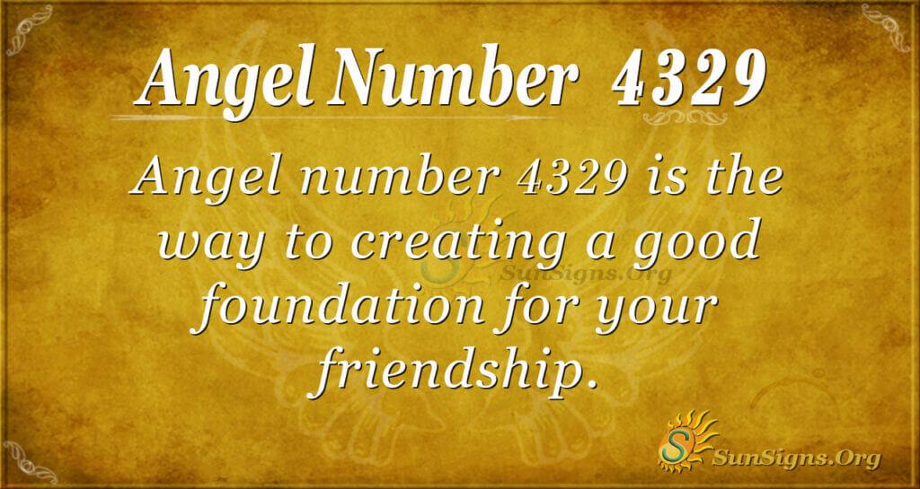 4329 angel number