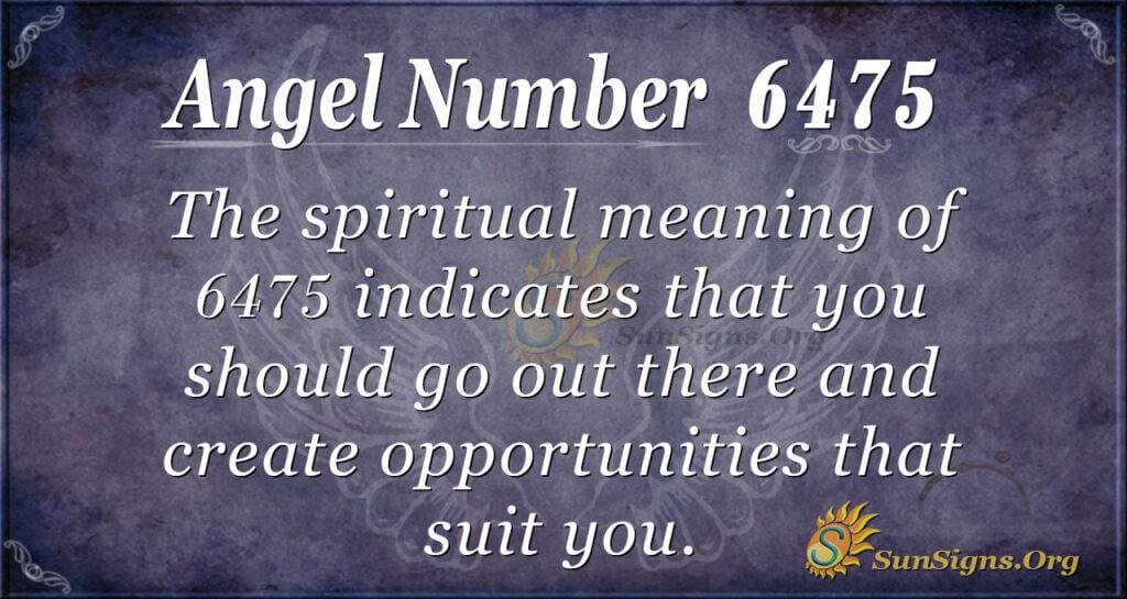 6475 angel number