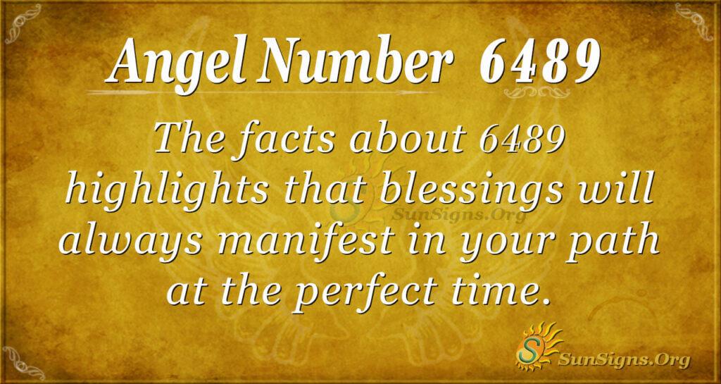 6489 angel number