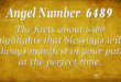 6489 angel number