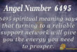 6495 angel number