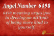 6498 angel number