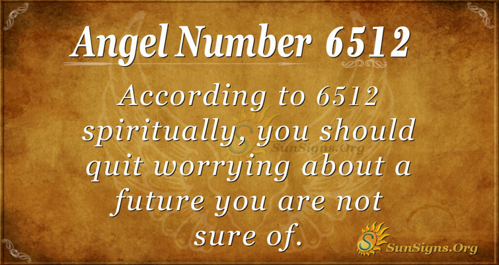 6512 angel number