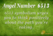 6513 angel number